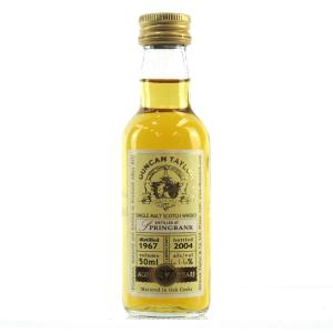 Springbank 1967 Duncan Taylor 37 Year Old Miniature 5cl