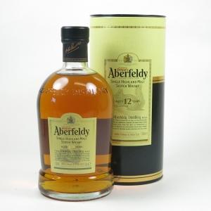 Aberfeldy 12 Year Old 1 Litre