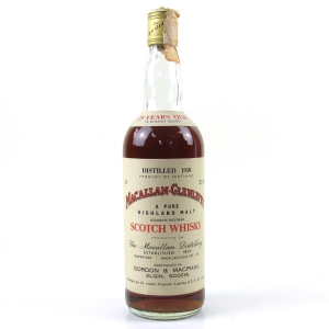 Macallan 1950 25 Year Old / Pinerolo Import