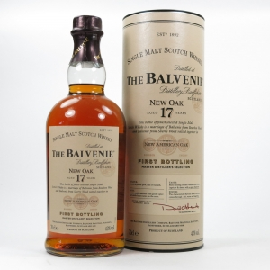 Balvenie 17 Year Old New Oak Front