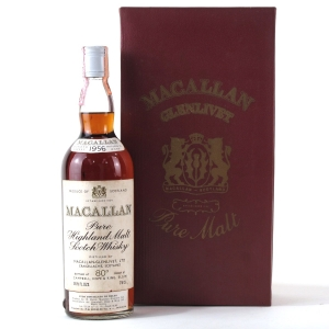 Macallan 1956 Campbell, Hope and King / Rinaldi Import