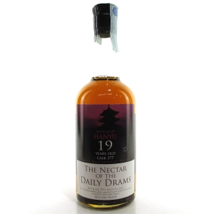 Hanyu 1991 19 Year Old Nectar of the Daily Dram Single Cask #377