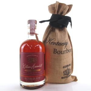 William Heavenhill Bottled in Bond 3rd Edition