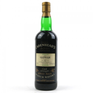 Glenugie 1980 Cadenhead's 12 Year Old 75cl / US Import