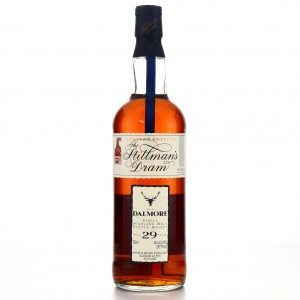 Dalmore 29 Year Old Stillman's Dram 75cl / US Import