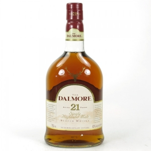 Dalmore 21 Year Old 75cl