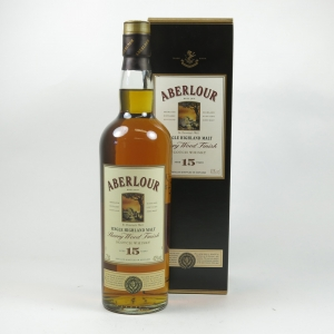Aberlour 15 Year Old Double Cask Matured