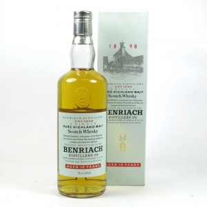 Benriach 10 Year Old 1990s