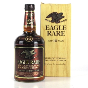 Eagle Rare 10 Year Old 1980s