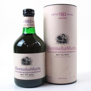 Bunnahabhain 1963 40 Year Old Feis Ile 2003