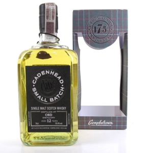 Glen Ord 2005 Cadenhead's 12 Year Old