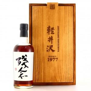 Karuizawa 1977 40 Year Old Single Sherry Cask #4139