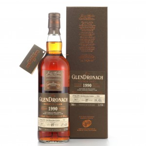 Glendronach 1990 Single Cask 27 Year Old #7902