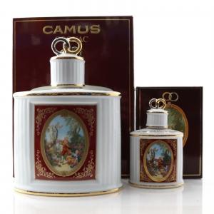 Camus Napoleon Cognac Limited Edition Decanter / with Miniature