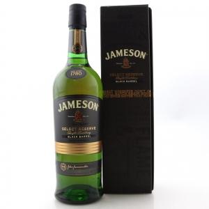 Jameson Select Reserve Black Barrel
