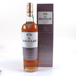 Macallan 17 Year Old Fine Oak
