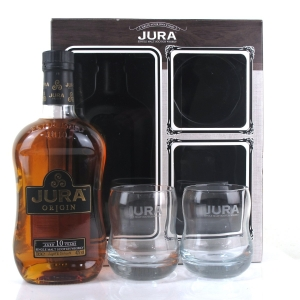 Jura 10 Year Old Gift Pack