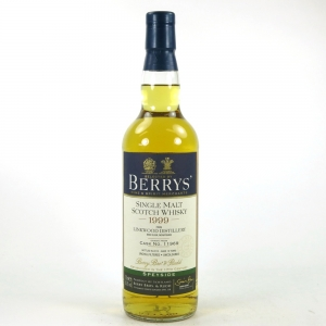 Linkwood 1999 Berry Brothers and Rudd 13 Year Old