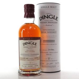 Dingle Irish Single Malt Whiskey / Port and Bourbon Casks