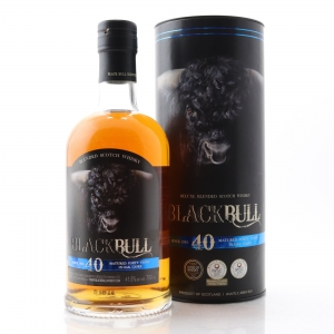 Black Bull 40 Year Old 5th Release