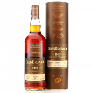 Glendronach 1993 Single Sherry Cask 25 Year Old #659 / Cava Benito