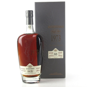 Auchentoshan 1973 Sherry Cask 32 Year Old