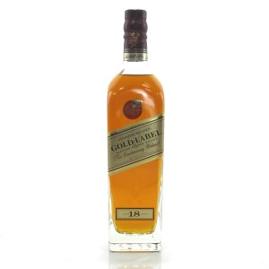 Johnnie Walker Gold Label 18 Year Old / Centenary Blend