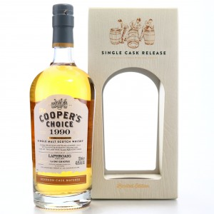 Laphroaig 1990 Cooper's Choice 28 Year Old