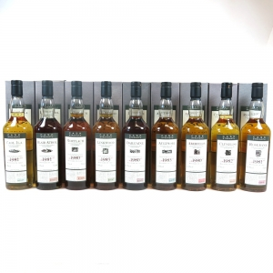 Flora and Fauna Cast Strength Collection 9 Bottles