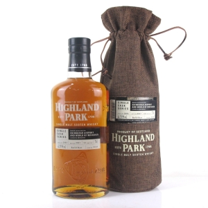 Highland Park 2003 Single Cask 14 Year Old #2118 / Edinburgh Airport Exclusive