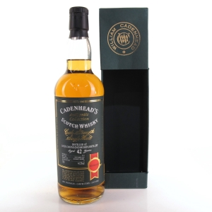 Loch Lomond / Inchmurrin 1974 Cadenhead's 42 Year Old