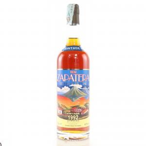 Rum Zapatera 1992 Reserve Especial Nicuragua Rum