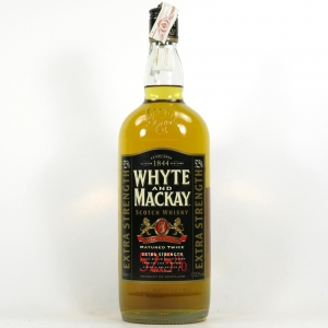 Whyte and Mackay Extra Strength