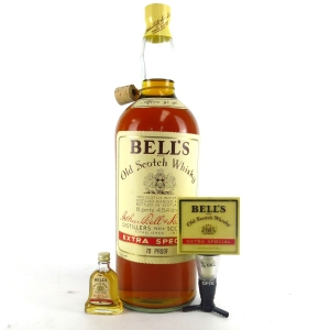Bell's Extra Special 1970s Gallon / Including Optic and Miniature