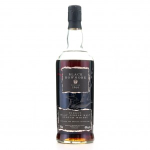 *Bowmore 1964 Black Bowmore Final Edition