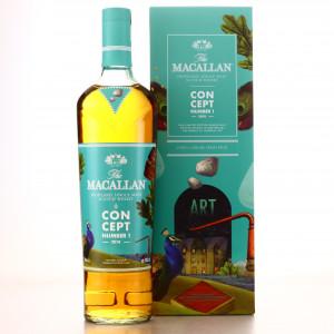 Macallan Concept Number 1 / Art