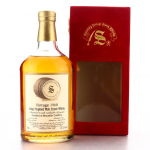 Macallan 1968 Signatory Vintage 26 Year Old