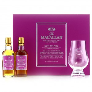Macallan Edition No.5 Miniature Gift Set