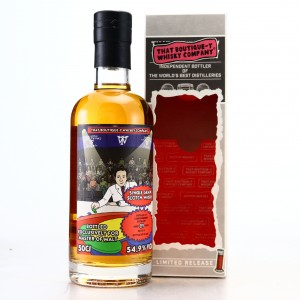 Cameronbridge 27 Year Old That Boutique-y Whisky Company Batch #9