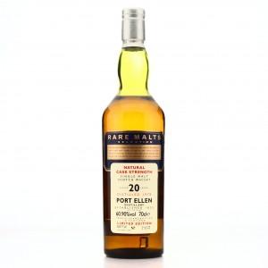 *Port Ellen 1978 Rare Malt 20 Year Old / 60.90%