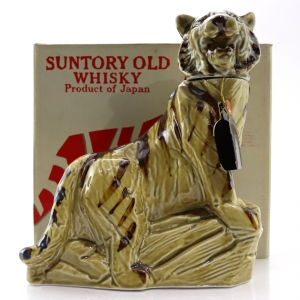 Suntory Old Whisky Decanter / Year of the Tiger
