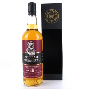 Glenfarclas 40 Year Old William Cadenhead's