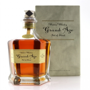 Nikka Grand Age Art of Blend 66cl