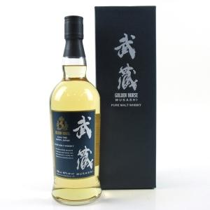 Hanyu Golden Horse Musashi Pure Malt