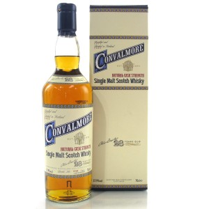 Convalmore 1977 Cask Strength 28 Year Old