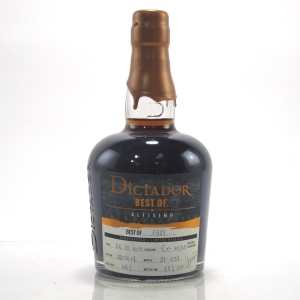 Dictador Best of 1981 Limited Release 36 Year Old