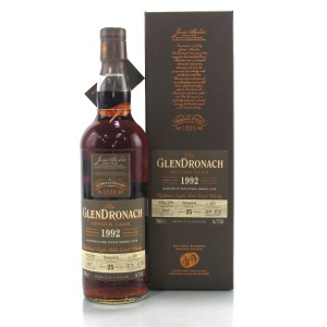 Glendronach 1992 Single Cask 25 Year Old #103