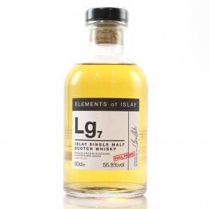 Lagavulin Lg7 Elements of Islay