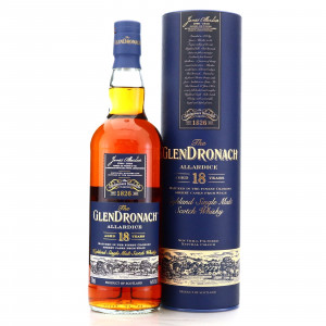 Glendronach 18 Year Old Allardice / 2019 Release