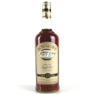 Bowmore 25 Year Old 1990s / US Import